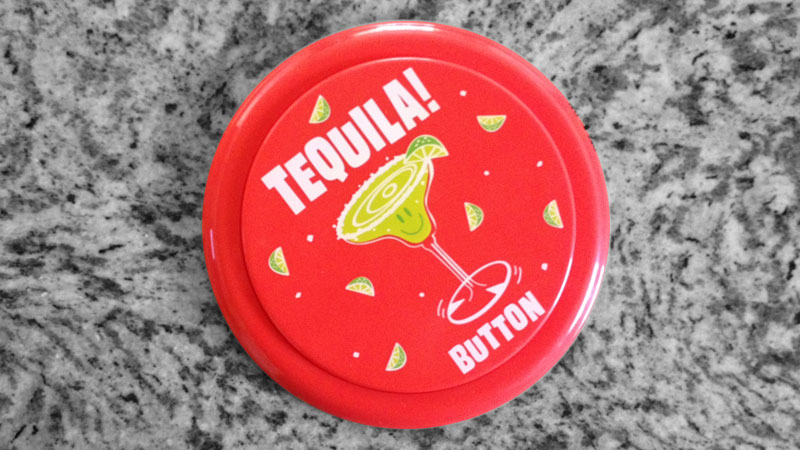Tequila-Button